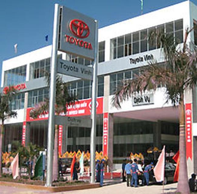 Toyota Việt Nam không phải ngừng sản xuất