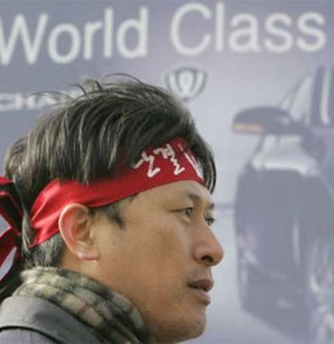 Hãng xe lớn thứ 5 Hàn Quốc bên bờ vực phá sản