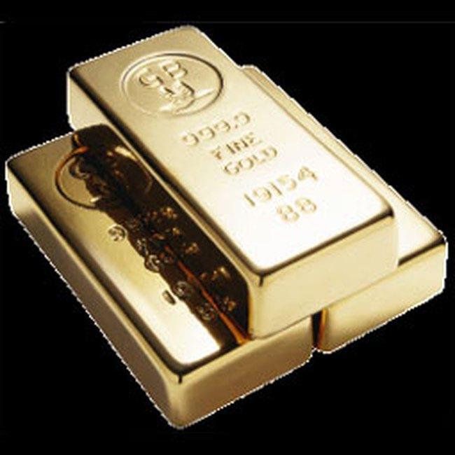 Giá vàng tăng mạnh, giá dầu về gần 40USD/thùng