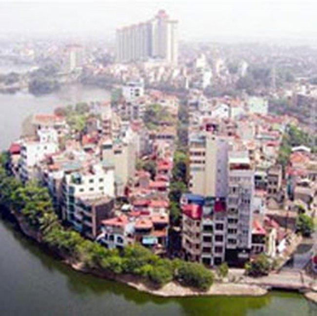Hà Nội: Nguồn thu từ đất dự kiến 7.400 tỉ đồng