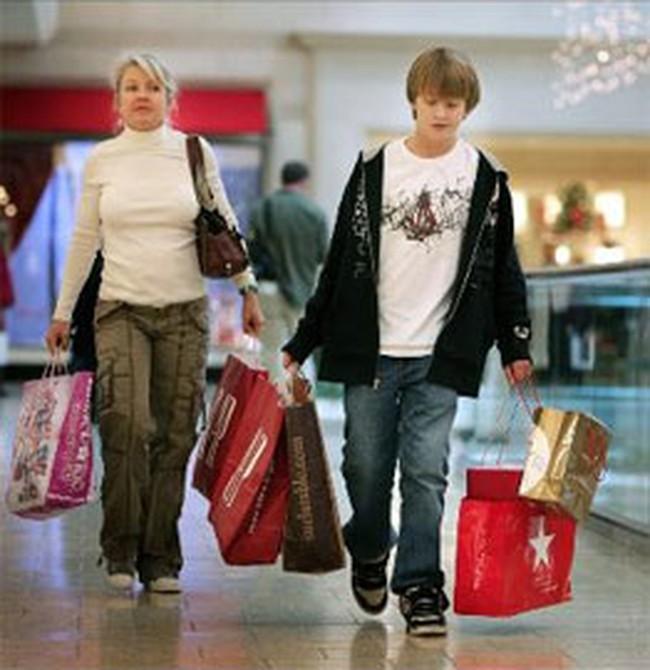 Vay tiêu dùng tại Mỹ giảm kỷ lục