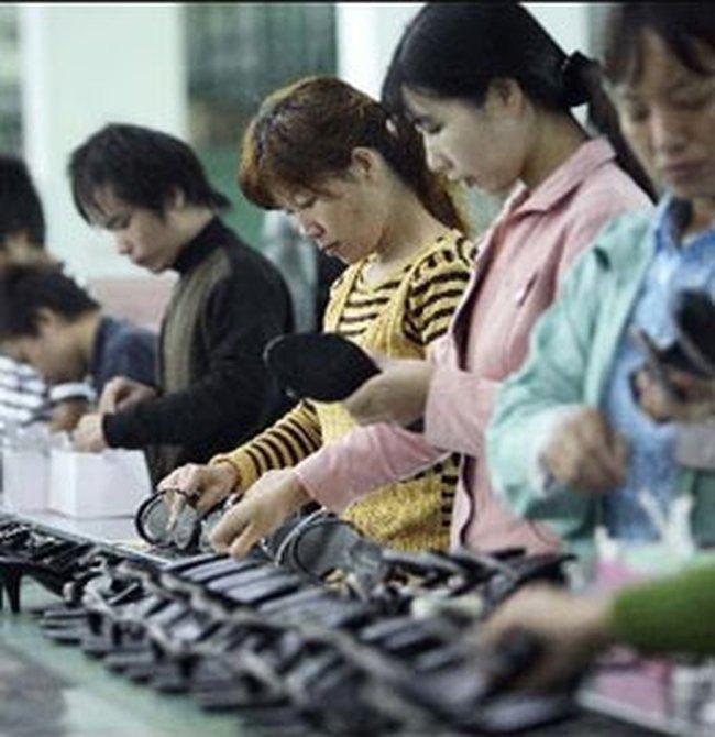 Xuất khẩu Trung Quốc sẽ giảm mạnh nhất trong 10 năm