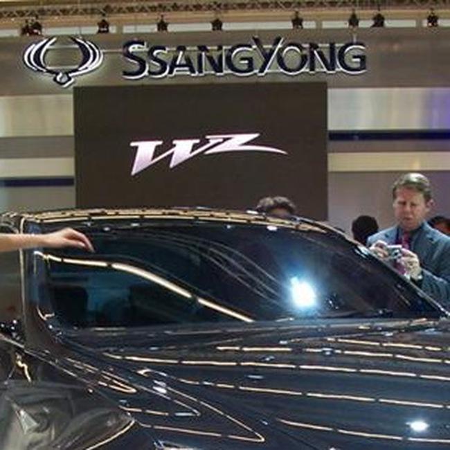 Hãng xe lớn thứ 5 Hàn Quốc tuyên bố phá sản