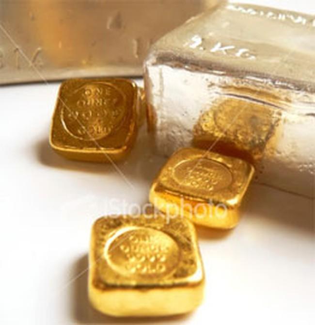 USD lên mức 17.570 đồng, vàng tăng nhẹ