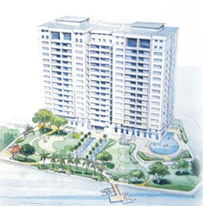 Phú Mỹ Hưng cho biết Bán hết căn hộ Riverside Residence giai đoạn 1