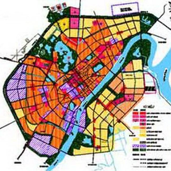 Nam Định sẽ thành đô thị trung tâm
