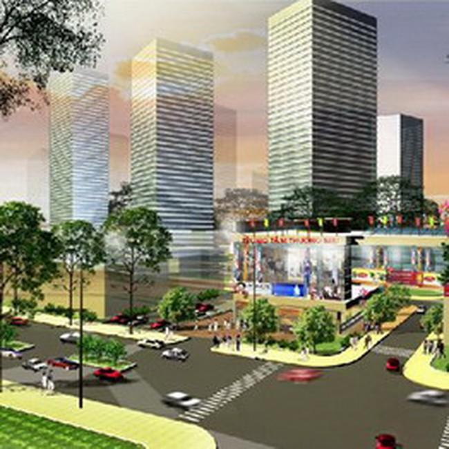 Khu trung tâm dân cư Tân Tạo: Không khống chế tầng cao xây dựng