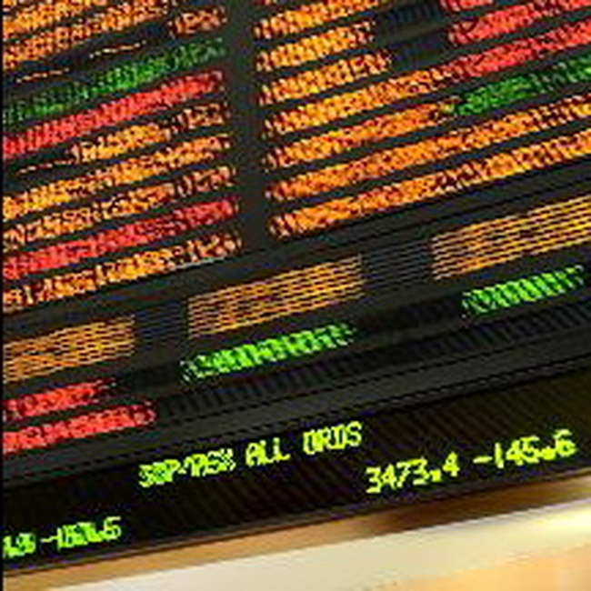 TTCK châu Á mất điểm mạnh vì giá hàng hoá và đồng yên