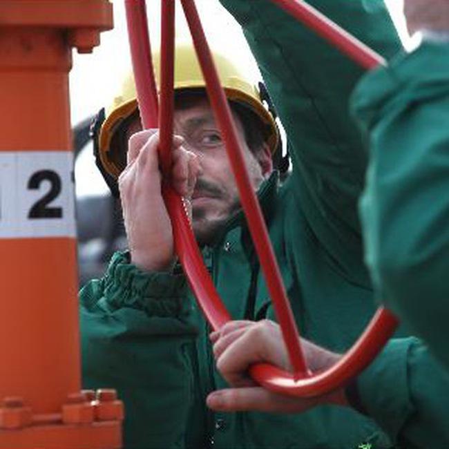 Tập đoàn Gazprom của Nga khôi phục cung cấp khí đốt cho châu Âu