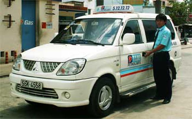 Taxi Gas Sài Gòn Petrolimex đăng ký niêm yết tại HaSTC