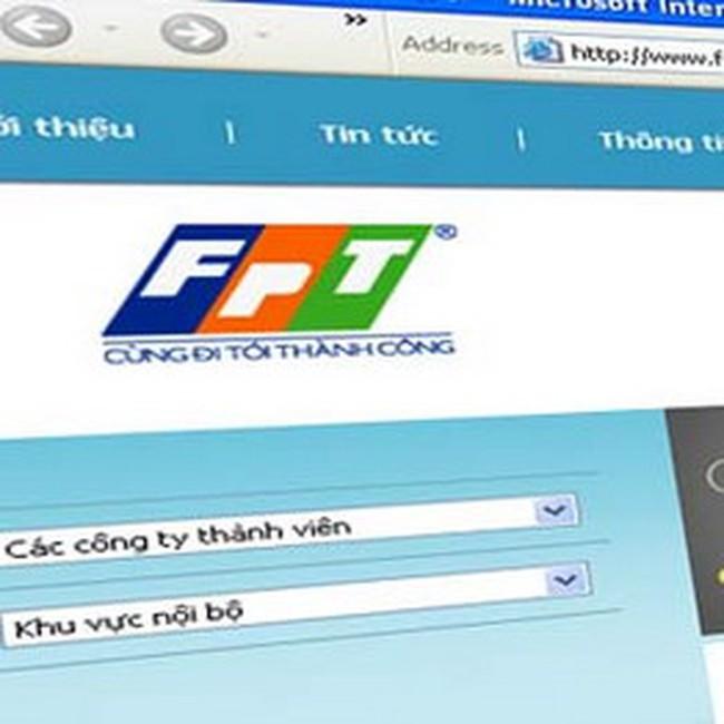 FPT: 1.249 tỷ đồng lãi trước thuế