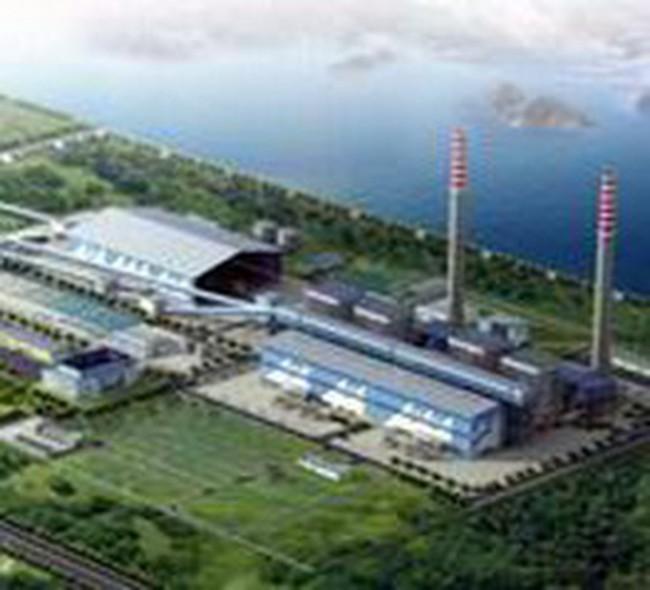 Đầu tư xây dựng Nhà máy nhiệt điện Cẩm Phả 3
