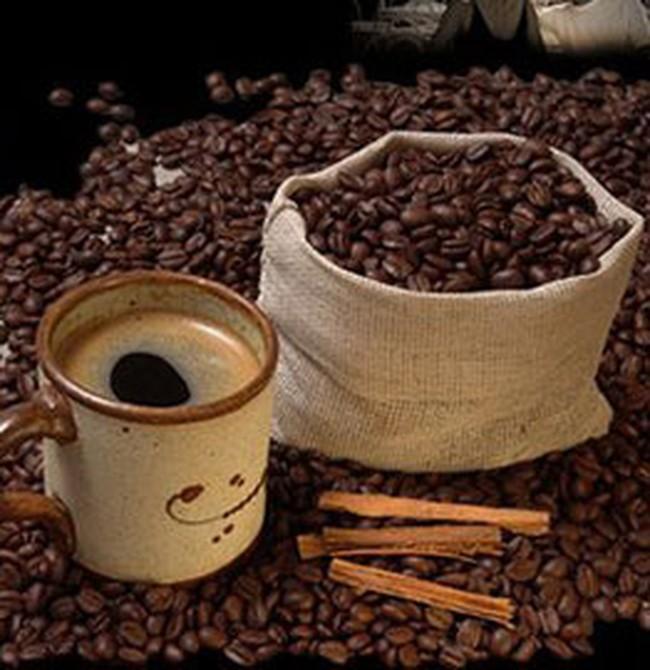 Giá cà phê tăng trở lại