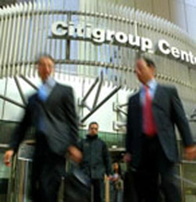 CEO của Citigroup  có nguy cơ mất việc