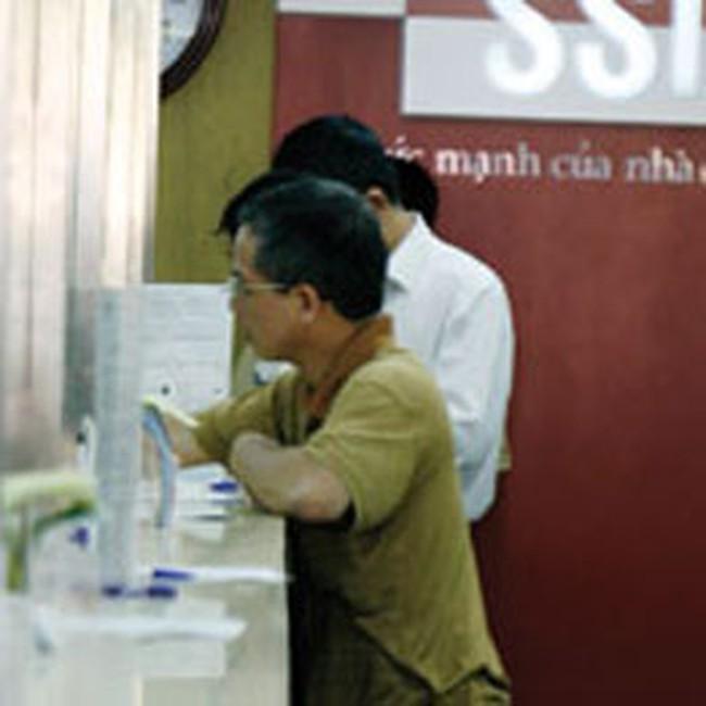 ANZ không mua cổ phiếu SSI nào trong 1,4 triệu cổ phiếu đăng ký