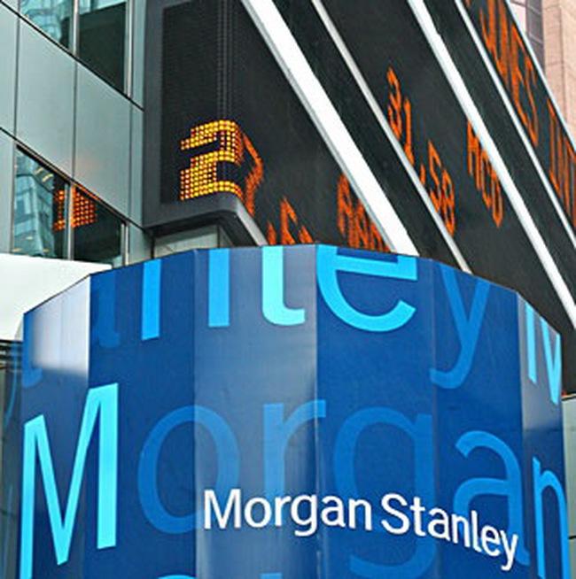 Morgan Stanley nắm quyền kiểm soát công ty liên doanh mới với Citigroup