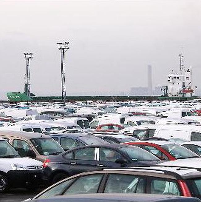Doanh số xe ô tô châu Âu tháng 12/2008 thấp nhất trong 15 năm