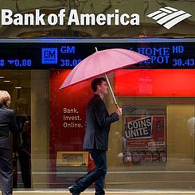 Chính phủ Mỹ chuẩn bị hỗ trợ mạnh tay cho Bank of America