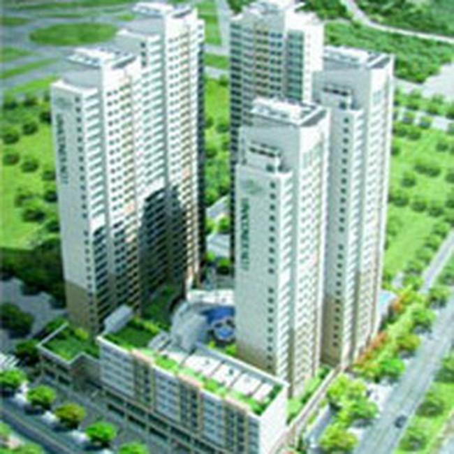 Dự kiến hoàn thành khu phức hợp vinaconex 1 vào năm 2011