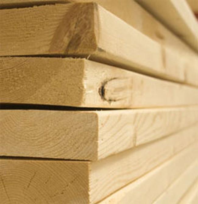 Giá gỗ xuống mức thấp nhất trong 18 năm