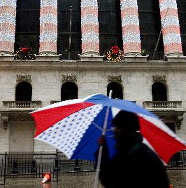 TTCK Mỹ biến động mạnh vì Bank of America và Citigroup