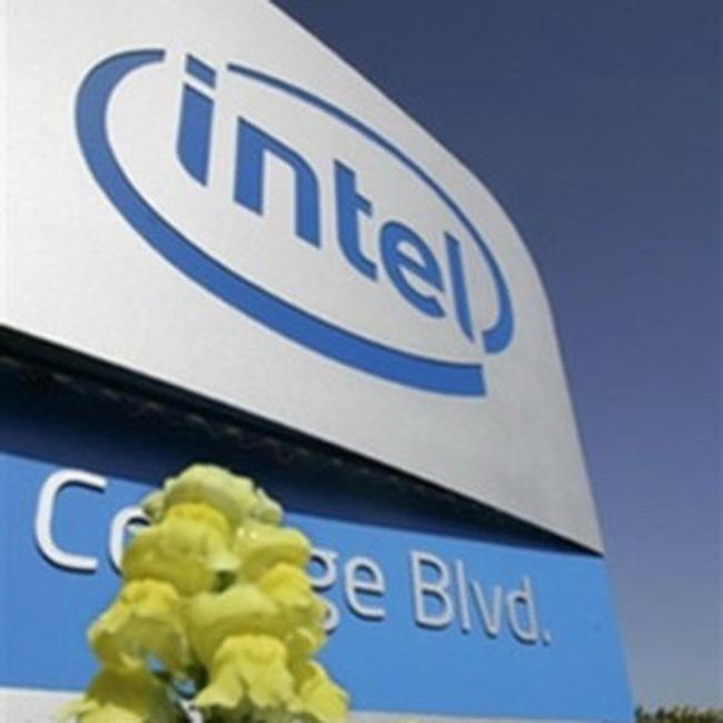 Lợi nhuận của Intel quý 4/2008 giảm 90%