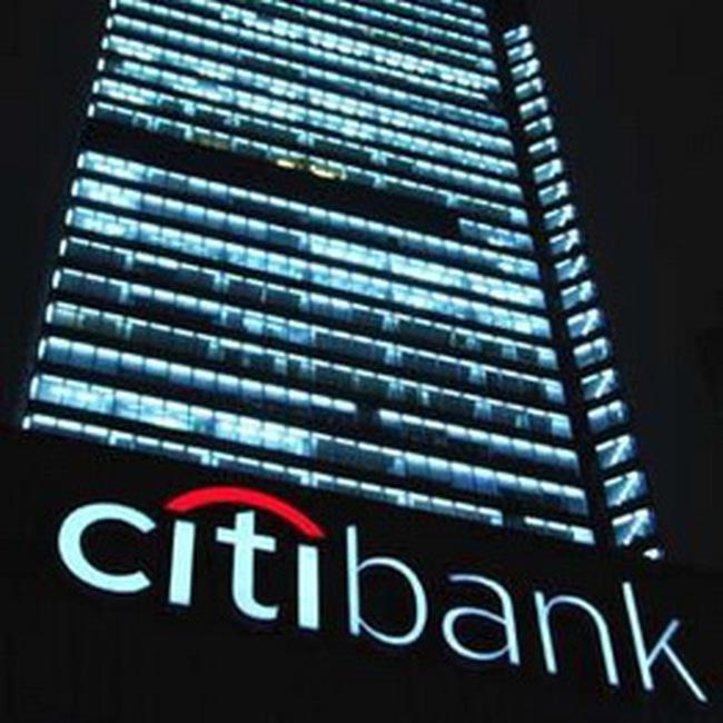 Citigroup thua lỗ 8,29 tỷ USD trong quý 4/2008