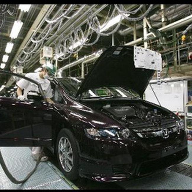 Sản lượng công nghiệp Mỹ tháng 12/2008 tiếp tục sụt giảm
