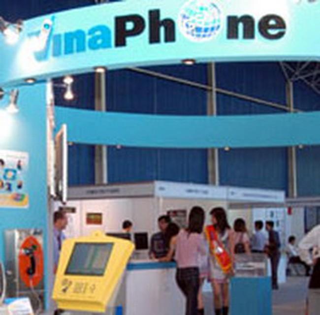 VinaPhone công bố doanh thu gần 14.000 tỷ đồng năm 2008