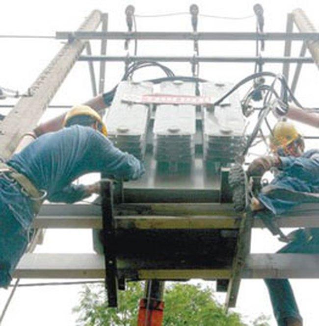 Năm 2009 vẫn thiếu điện