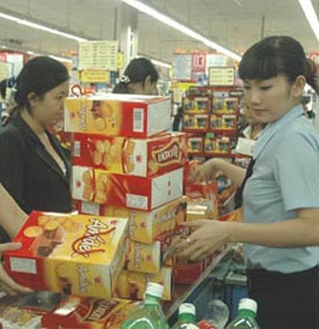 Thị trường Tết: Giá tăng theo sức mua