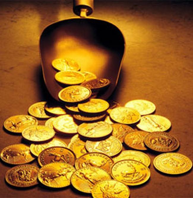 USD hạ nhiệt, vàng giảm nhẹ