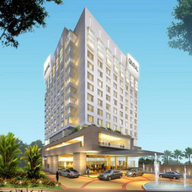 Tp.HCM: Động thổ khách sạn Sài Gòn Givral