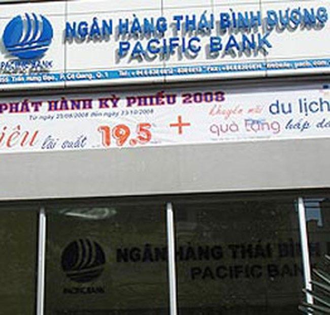 Phạt ngân hàng Thái Bình Dương 30 triệu đồng