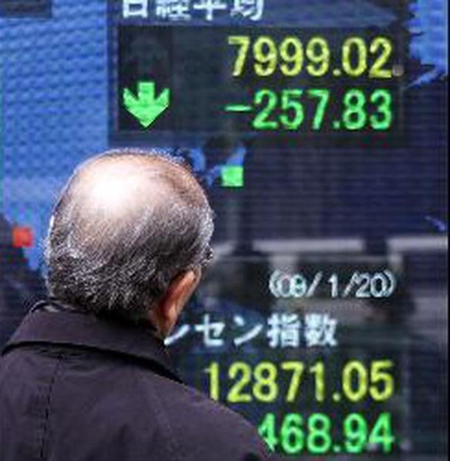 TTCK mất điểm vì nỗi lo về ngành ngân hàng