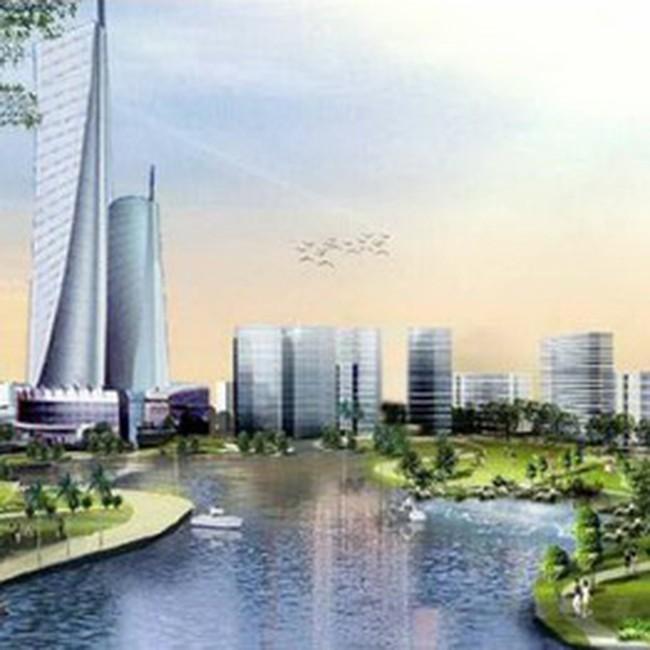 Năm 2012 hoàn thành khu đô thị Tân Tạo 320ha
