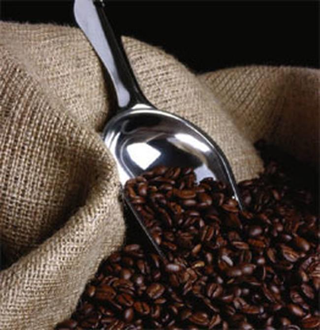 Giá cà phê giảm