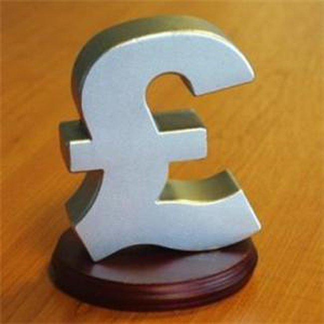 Bảng Anh thấp nhất trong 8 năm so với USD