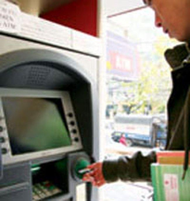 BIDV thông báo mức thu phí dịch vụ ATM