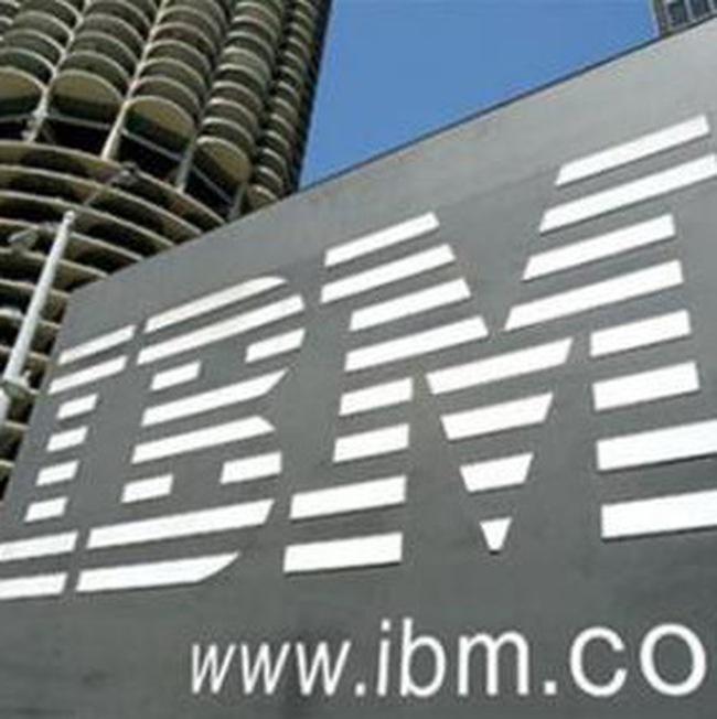IBM vẫn có lợi nhuận cao dù kinh tế suy thoái