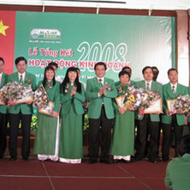 Mai Linh đạt 3.518 tỷ đồng doanh thu năm 2008
