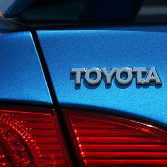 Toyota vượt qua GM đứng đầu thế giới lần đầu trong 77 năm