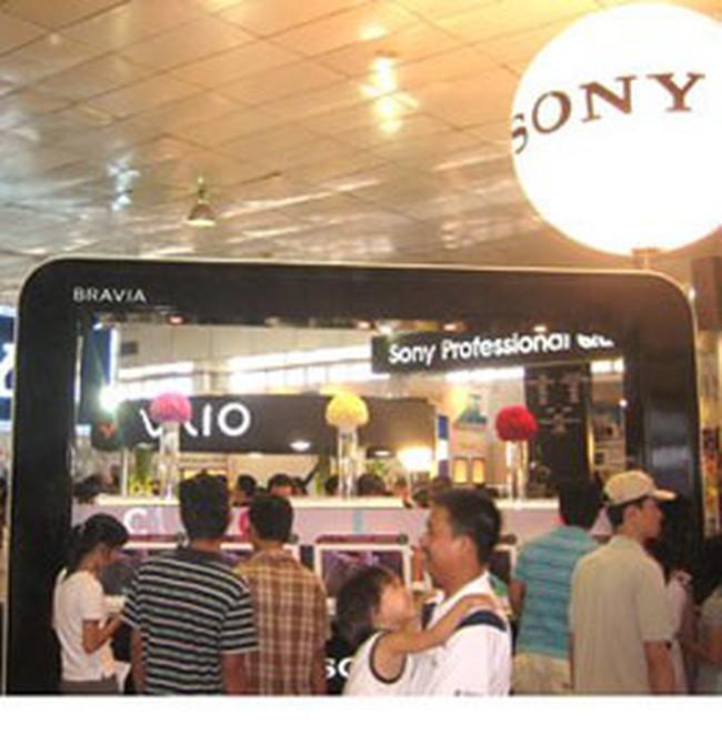 Thị trường Hà Nội khan hàng ti-vi LCD