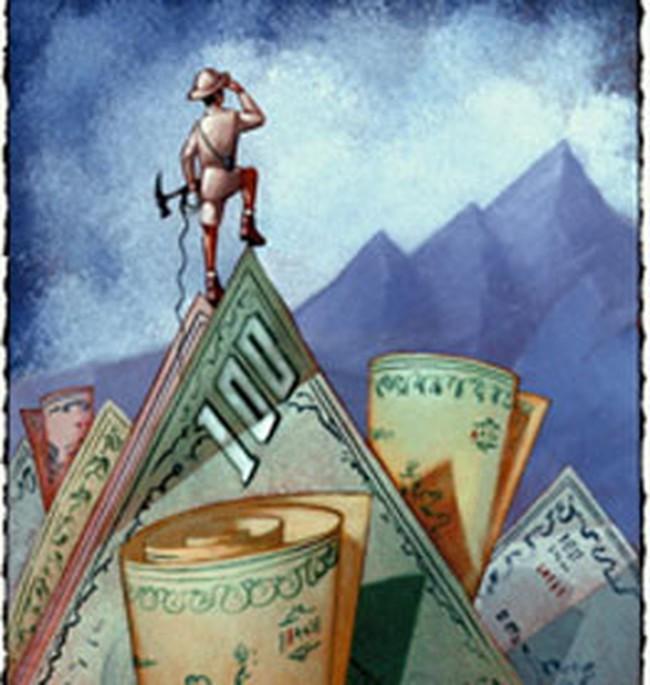 30 gia đình giàu nhất sàn chứng khoán 2008
