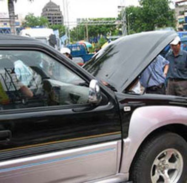 Từ tháng 2, giảm 50% thuế VAT với ô tô