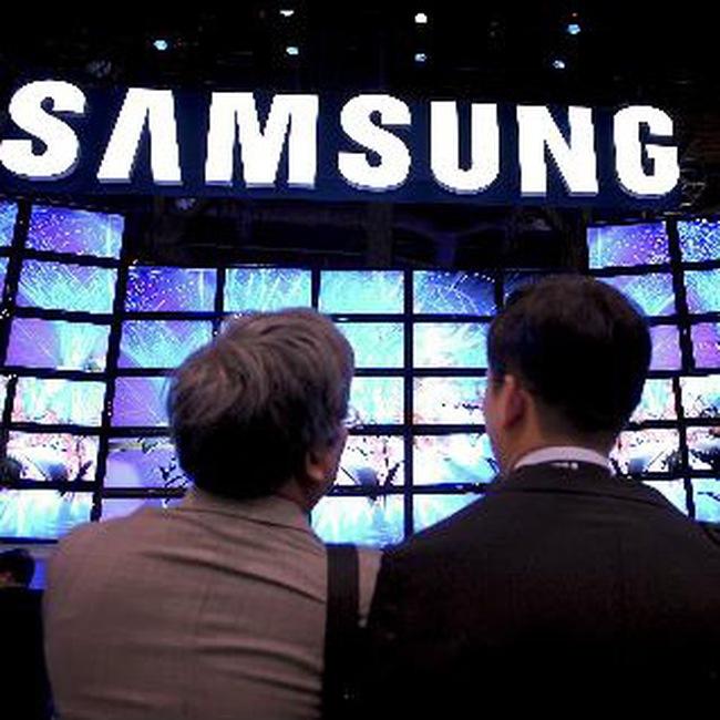 Samsung lần đầu tiên công bố thua lỗ