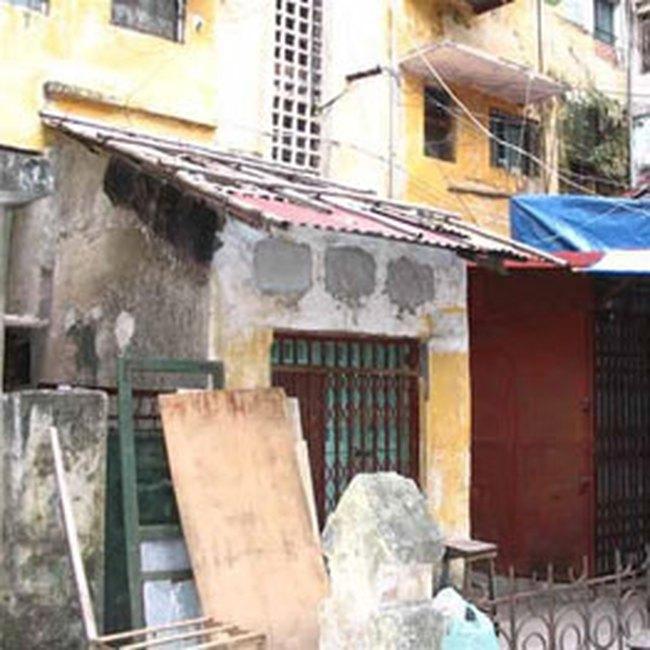 """Giá đất """"bán nhà 61"""" mặt phố Hà Nội tăng 1,5 lần"""