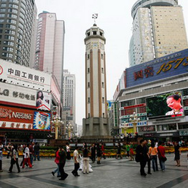 Cứu chứng khoán nhìn từ Trung Quốc