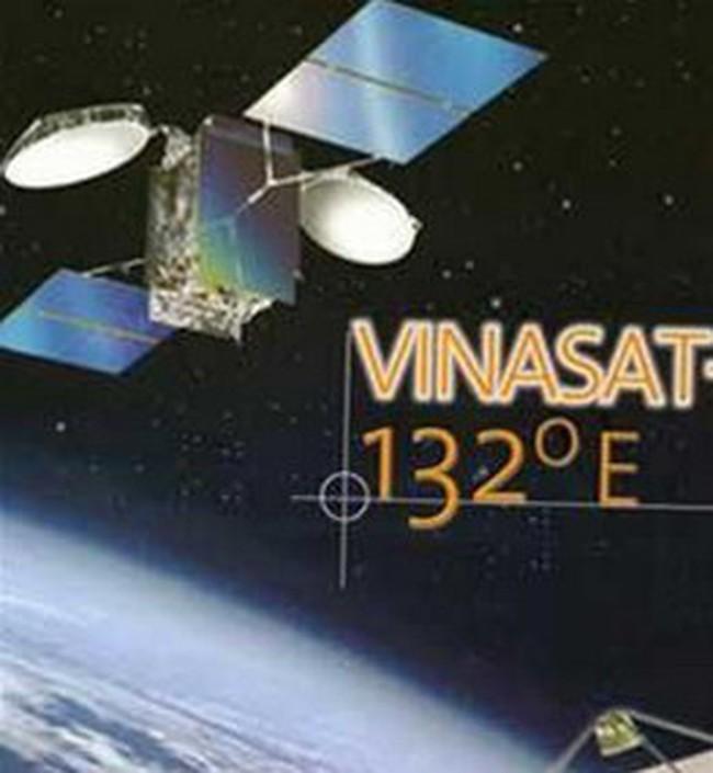 """VINASAT-1 """"phủ sóng"""" quốc tế"""
