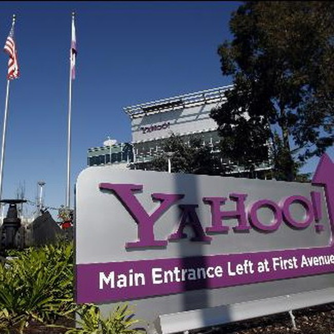 Yahoo thua lỗ 303,4 triệu USD trong quý 4/2008